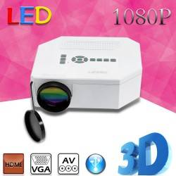 MINI LED PROJECTOR UC30 PLUS 150 LUMENS VGA/HDMI
