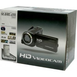 ABB HIGH DEFINITION H.264 DV HD VIDEOCAM - HD920 WITH 2.4 INCH TFT LCD BLACK