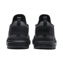 PUMA MENS PACER NEXT CAGE KNIT BLACK 366663-04