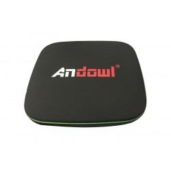 ANDROID TV BOX LITE 4K HD SMARTTV WIFI 2G+16GB ANDOWLQ4