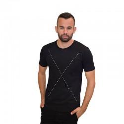 GIANNI LUPO T-SHIRT BLACK PL1260