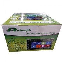 TRIUMPH CAR MULTIMEDIA SYSTEM HD1800P MP5 PLAYER