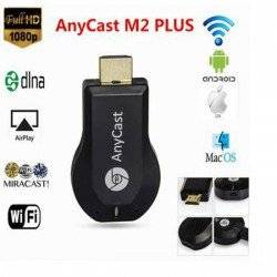 ANYCAST M2 PLUS TV STICK MIRACAST AIRPLAY DLNA DONGLE SMART WIFI DISPLAY ΓΙΑ iOS ANDROID