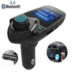 TRANSMITTER FM CAR KIT BLUETOOTH MP3 (T11) OEM