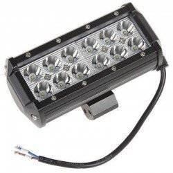 ROLINGER VOL-S 6036 ΜΠΑΡΑ ΦΩΤΙΣΜΟΥ LED 36 WATT 9-30 VOLT DC ΨΥΧΡΟ ΛΕΥΚΟ
