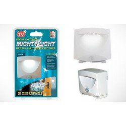 MIGHTY LIGHT INDOOR AND OUTDOOR MOTION AND LIGHT SENSOR ACTIVATED OEM