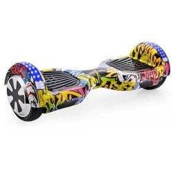 SMART BALANCE HOVERBOARD TRANSFORMERS MPMAN BLUETOOTH & LED ΗΛΕΚΤΡΙΚΟ ΠΑΤΙΝΙ GYROPODE 217548