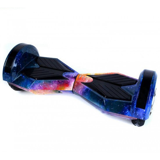 """SMART BALANCE HOVERBOARD TRANSFORMERS WITH BLUETOOTH & LED ΗΛΕΚΤΡΙΚΟ ΠΑΤΙΝΙ SKY GRAFFITI 8"""""""
