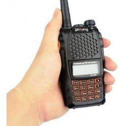 POFUNG ΑΣΥΡΜΑΤΟΣ ΠΟΜΠΟΔΕΚΤΗΣ UHF VHF UV-6R
