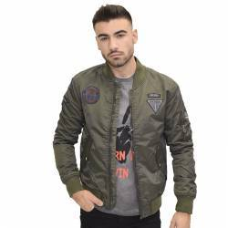 SPLENDID JACKET DARK GREEN 40-201-082