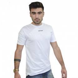 GIANNI LUPO T-SHIRT ΚΟΝΤΟΜΑΝΙΚΟ WHITE 7067