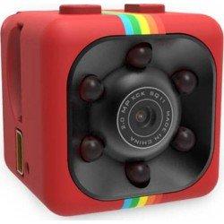 SUPER MINI CAR DRONE FHD DVR 1080P SQ11 OEM RED