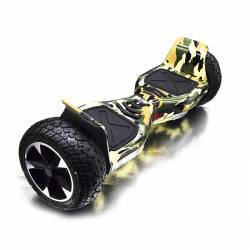 ROVER DROID HOVERBOARD BLUETOOTH CAMOUFLAGE BIGBUY 8.5INCH