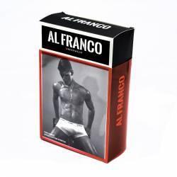 AL FRANCO MΠΟΞΕΡ NAVY/BLACK/GREY AL03110 3TMX