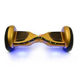 SMART BALANCE BIG WHEEL HOVERBOARD - ΗΛΕΚΤΡΙΚΟ ΠΑΤΙΝΙ GOLD LIMITED EDITION 10.5""