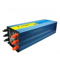 RX-5000 POWER INVERTER 5000W ΚΑΘΑΡΟΥ ΗΜΙΤΟΝΟΥ 12V σε 220V OEM