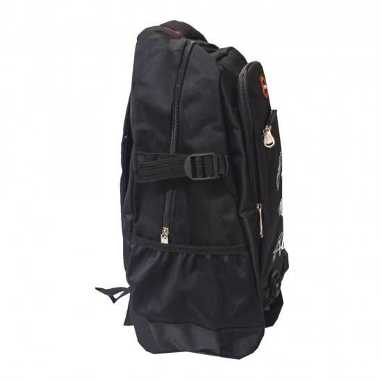 ΣΧΟΛΙΚΗ ΤΣΑΝΤΑ BACKPACK ONE PIECE LUFFY BLACK OEM BG134 9d50db62b58