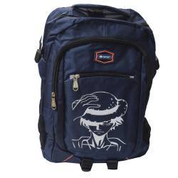 ΣΧΟΛΙΚΗ ΤΣΑΝΤΑ BACKPACK ONE PIECE LUFFY DARK BLUE OEM BG133