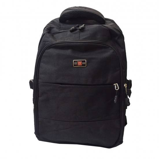 ΣΧΟΛΙΚΗ ΤΣΑΝΤΑ BACKPACK BLACK OEM BG129 c26a412b1e7