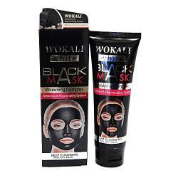 BLACK MASK DEEP CLEANSING PEEL-OFF BLACKHEAD REMOVER ACNE OILY SKIN PORES - ΜΑΣΚΑ ΓΙΑ ΚΑΘΑΡΙΣΜΟ ΠΡΟΣΩΠΟΥ