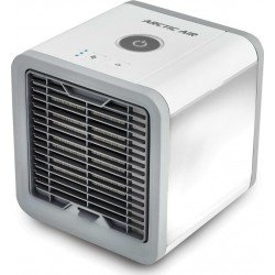 ARCTIC AIR ARC-001 ΦΟΡΗΤΟ MINI AIR-COOLER & ΥΓΡΑΝΤΗΡΑΣ 600ml ME 3-SPEEDS ΑΝΕΜΙΣΤΗΡΑ 10W ARC-001 AIR COOLER
