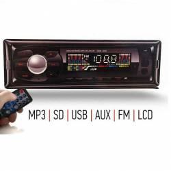 ΗΧΟΣΥΣΤΗΜΑ ΑΥΤΟΚΙΝΗΤΟΥ  MP3, USB, FM, REMOTE CDX-6101