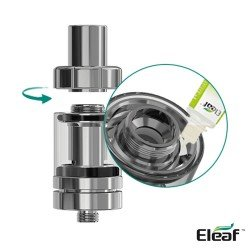 ELEAF MELO 3 MINI SILVER 2ML ΑΤΜΟΠΟΙΗΤΗΣ