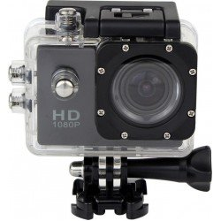 ΑΔΙΑΒΡΟΧΗ CAMERA SPORT ACTION HD SDV3 OEM BLACK
