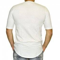STEFAN T-SHIRT WHITE LIPS