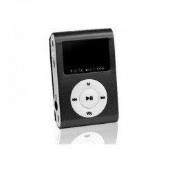 SETTY PORTABLE MP3 MINI BLACK OEM 1023