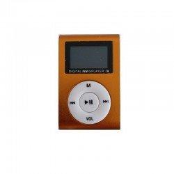 SETTY PORTABLE MP3 MINI ORANGE OEM 1023