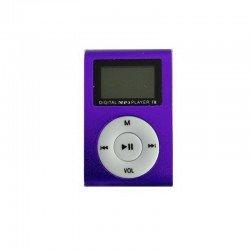 SETTY PORTABLE MP3 MINI PURPLE OEM 1023