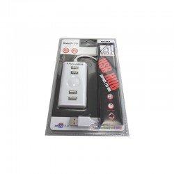 USB HUB 4 ΘΥΡΩΝ P-1701
