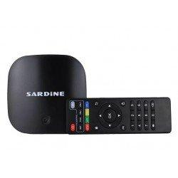 TV BOX 4K ULTRA HD SARDINE