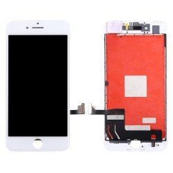 ΟΘΟΝΗ LCD & DIGITIZER TOUCH SCREEN ΟΘΟΝΗ ΑΦΗΣ FOR IPHONE 7 PLUS WHITE