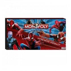 MONOPOLY THE AMAZING SPIDERMAN 2 GLOBAL VILLAGE ΣΤΑ ΑΓΓΛΙΚΑ MONOPOLY-01