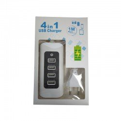 USB HUB 4 ΘΥΡΩΝ USBPORT4