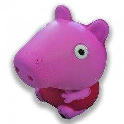 SQUISHY PEPPA PIG RED ANTISTRESS - ΠΑΙΧΝΙΔΙ ΑΝΤΙΣΤΡΕΣ ΠΕΠΠΑ ΤΟ ΓΟΥΡΟΥΝΑΚΙ ΚΟΚΚΙΝΟ