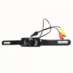 HIGH DEFINITION 7 LED NIGHT VISION WATERPROOF CAR REAR VIEW CAMERA E322