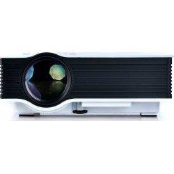 MINI LED PROJECTOR UC40 PLUS 800 LUMENS VGA/HDMI 800x480p