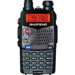 BAOFENG ΑΣΥΡΜΑΤΟΣ DUAL BAND ΠΟΜΠΟΔΕΚΤΗΣ VHF/UHF 5.8W UV-5RA