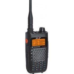 TYT ΦΟΡΗΤΟΣ ΠΟΜΠΟΔΕΚΤΗΣ ΔΙΠΛΗΣ ΚΑΤΕΥΘΥΝΣΗΣ VHF/UHF TH-UV6R