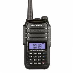 BAOFENG ΦΟΡΗΤΟΣ ΠΟΜΠΟΔΕΚΤΗΣ VHF UHF UV UV-6RA