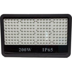ΠΡΟΒΟΛΕΑΣ LED SMD 200W SLIM IP65 6500K SM15 OEM