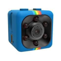 SUPER MINI CAR DRONE FHD DVR 1080P SQ11 OEM BLUE