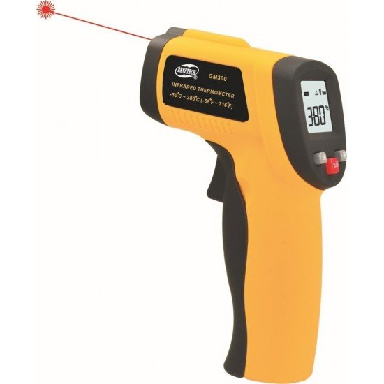 LASER ΨΗΦΙΑΚΟ ΘΕΡΜΟΜΕΤΡΟ -50℃ TO 380℃ INFRARED THERMOMETER GM-300 OEM
