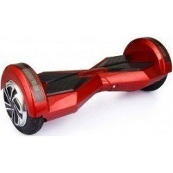 SMART BALANCE HOVERBOARD WHEEL WITH BLUETOOTH & LED ΗΛΕΚΤΡΙΚΟ ΠΑΤΙΝΙ RED 8""