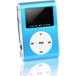 SETTY PORTABLE MP3 MINI BLUE OEM