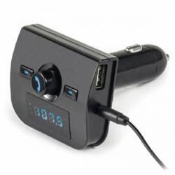 TRANSMITTER ΑΥΤΟΚΙΝΗΤΟΥ BLUETOOTH V4.0 FM TUSB/SD XK760