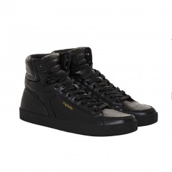 FUNKY BUDDHA MENS HIGH TOP SNEAKERS FBM011-08217